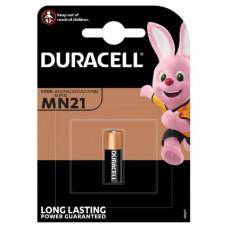 Батарейка Duracell A23 (MN21) Alkaline BL-1