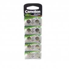 Батарейка Camelion G08 (391A/LR1120/191) BL-10