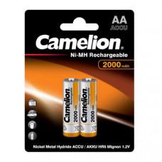 Аккумулятор Camelion R06 2000mAh Ni-Mh BL-2