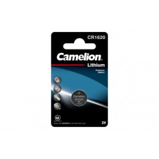 Батарейка CAMELION CR 1620 BL1 (5/50/1800)