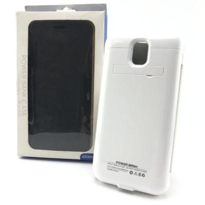 задняя крышка с ДопАкб на Samsung Note 3  (акб 4500мА)