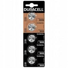 Батарейка DURACELL CR2032 BL5