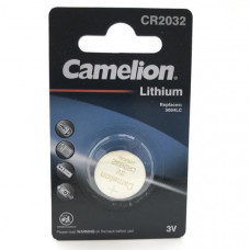 Батарейка CAMELION CR 2032 BL1 (5/50/1800)