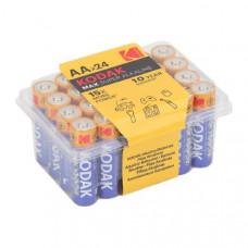 Батарейка Kodak LR06 MAX box-24