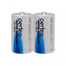 Батарейка Perfeo LR20 Super Alkaline SH2