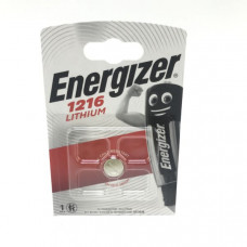 Батарейка ENERGIZER CR1216 BL1
