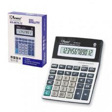 Калькулятор Kenko KK-8875-12 (12 раз.) настольный