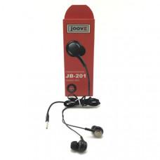 Гарнитура вакуумная JOOVE JB-201 черная, коробка