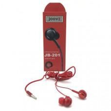 Гарнитура вакуумная JOOVE JB-201 красная, коробка