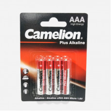 Батарейка Camelion LR03 Plus Alkaline BL-4 (48/1152)