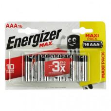 Батарейка Energizer LR03 MAX BL-16 (96)