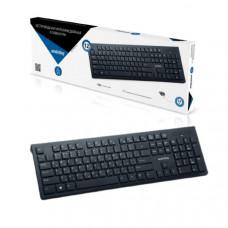 Клавиатура беспроводная SmartBuy 206 SBK-206AG-K черная, мультимедийная (1/20)