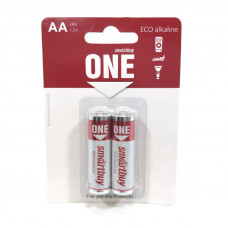 Батарейка SmartBuy LR6 ONE BL-2