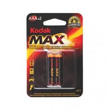 Батарейка Kodak LR03 MAX BL-2
