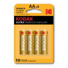 Батарейка Kodak LR06 Ultra Digital BL-4