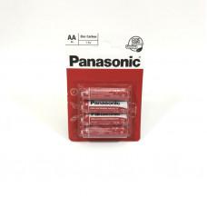 Батарейка Panasonic R06 BL-4 Zinc Carbon