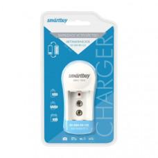 Зарядное устройство Smartbuy для аккумуляторных батареек 503 (пустое, АА, ААА, 9V)