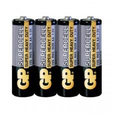 Батарейка GP Supercell R06 SH-4
