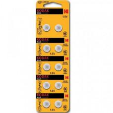 Батарейка Kodak AG10 (389) LR1130, LR54 (KAG10-10) (10/100/1000)