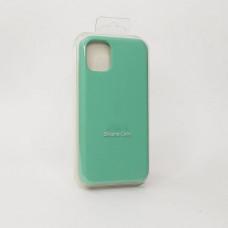 Чехол iPhone 11 Silicone Case (Spearmint 25)
