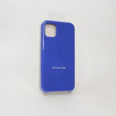 Чехол iPhone 11 Silicone Case (Ultra Blue 16)