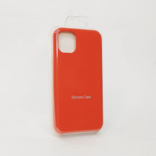 Чехол iPhone 11 Silicone Case (Product Red 41)