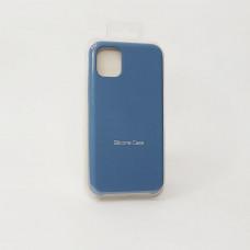Чехол iPhone 11 Silicone Case (Horizon Blue 9)