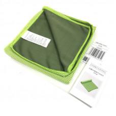 Полотенце XiaoMi COMO LIVING антибактериальное, быстросохнущее 30100 (Green)