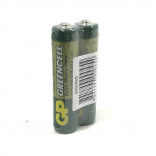 Батарейка GP R03 Greencell SH2