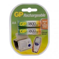 Аккумулятор GP R6-180AAHC (1800mAh) BL2 -/2/20-200