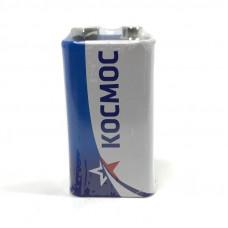 Батарейка КОСМОС 6F22 (б/б) (10/400)