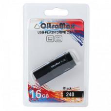 USB флеш-диск 16GB OltraMax 240 чёрный
