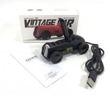USB HUB- 4 Port XaoMi Bcase Retro Classic Car (DSHJ-B-1903) Black