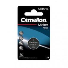 Батарейка CAMELION CR2016 BL1