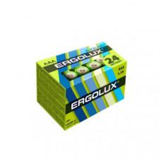 Батарейка Ergolux LR03 Alkaline BP-24 (24/240) кратно 24 шт