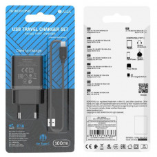 СЗУ-USB BOROFONE BA52A Type-C Black