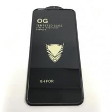 Стекло защитное O.G Anti-Shock Armor iPhone 12 Pro Max 9H (10/1, техпак)