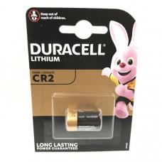 Батарейка Duracell CR2 ULTRA BL-1 Lithium 3V
