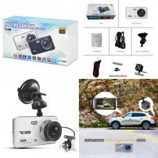 Видеорегистратор TDS TS-CAR24 Дисплей 4 TFT - 800х480 Процессор 5601+GC2032/25mm Количество камер 2 Разрешение основной камеры 1920х1080      Разрешение дополнительной камеры 1280х720 (интерполяция VGA) с подсветкой (записывается отдельно от сети 12В), с