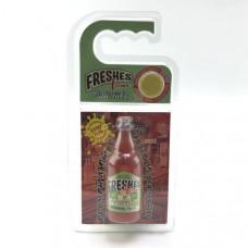 Освежитель (ароматизатор) на дефлектор FRESHES AROMA Яблочная наливка гелевый