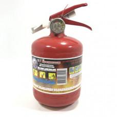 Огнетушитель порошковый 1 кг ОП-1(з)-ABCE-01 с манометром г. Ярославль