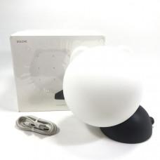 Ночник XiaoMi SOLOVE 001D Black Размеры 169 x 155.5 мм Материал Пластик Мощность освещения 2 W Свет Теплый Источник питания Перезаряжаемый аккумулятор Объём аккумулятора (mAh)2000 Параметры входа 5V/1А Время зарядки (h)3 ч Время автономной работы 36 ч Тип