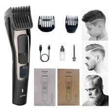 Машинка для стрижки волос XiaoMi ENCHEN Sharp3S (Black) Время работы 120 мин; Емкость аккумулятора600 мАч; Длина стрижки1-20 мм; Скорость мотора7300 об/мин; В комплекте масло для смазки, щетка для очистки, кабель для зарядки
