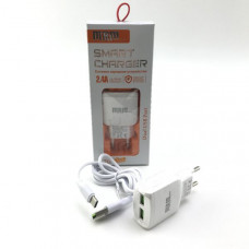 СЗУ-2 USB Type-C MRM MR-A20 5V/2.4A (White)