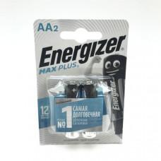 Батарейка Energizer LR06 MAX PLUS BL-2