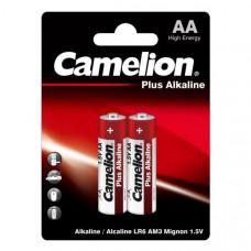 Батарейка Camelion LR06 Plus Alkaline BL-2 (24/432)