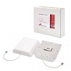 Антенна GSM Орбита OT-GSM08 (800-2500Мгц, 8дБ) Диапазон частот: GSM/DCS/3G(UMTS2100)/4G(LTE2600).Коэффициент усиления: 8 dB.Разъём: N-Female.Размер: 280х50х180 мм.Материал: пластик