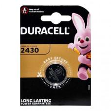 Батарейка DURACELL CR2430 BL-1