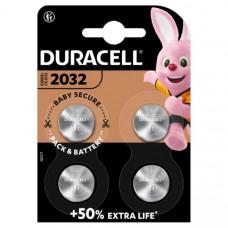 Батарейка DURACELL CR2032 BL4