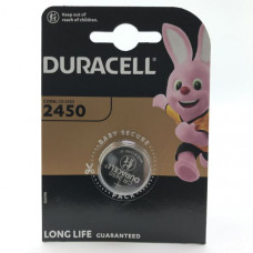 Батарейка DURACELL CR2450 BL-1